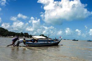 Timah Bangka dan Nasib Nelayan